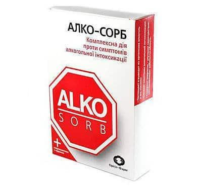 Alco-sorb (succinic acid, silicon dioxide, taurine) powder 7.5 g. N4