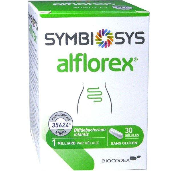 Alflorex (Cultures of microorganisms Bifidubacterium infantis) capsules №30