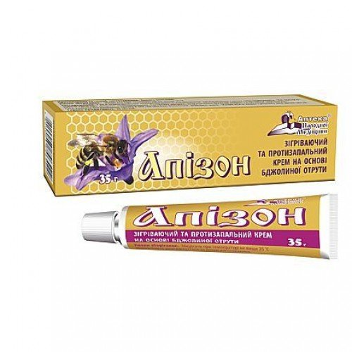 Apizon (bee venom) cream 35 g.