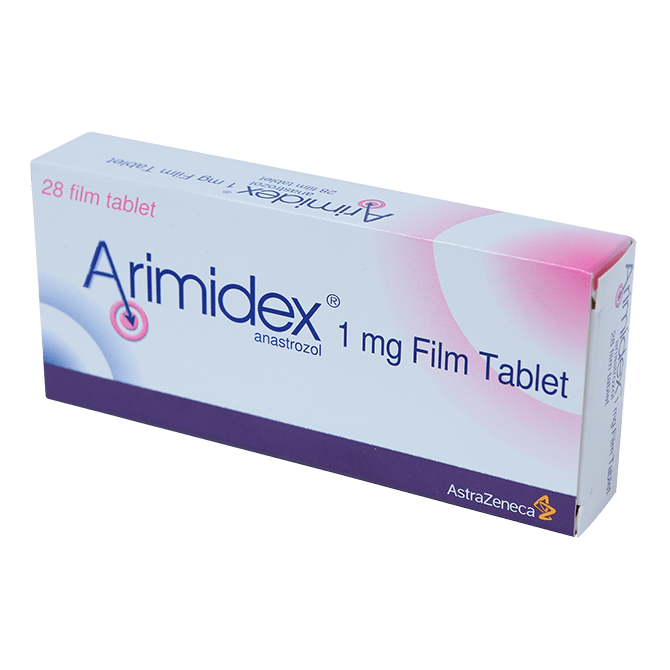 Arimidex (anastrozole) coated tablets 1 mg. №28