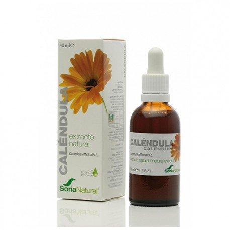 Calendula (Tinctura Calendulae) tincture 50 ml.