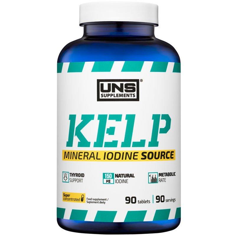 Celp (organic iodine) tablets №90