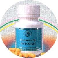 Chitozan (gentamicin sulfate) tablets №40