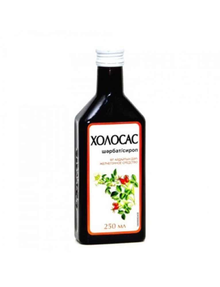 Cholosas (dogrose) syrup 250 g. vial