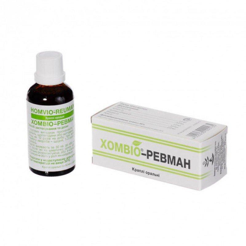 Chomvio-Revman oral drops 50 ml. vial