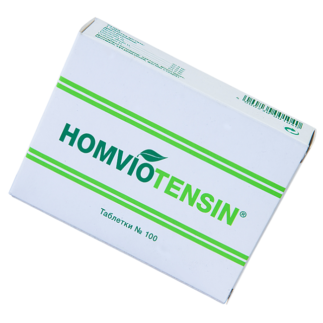 Chomviotenzin tablets №100