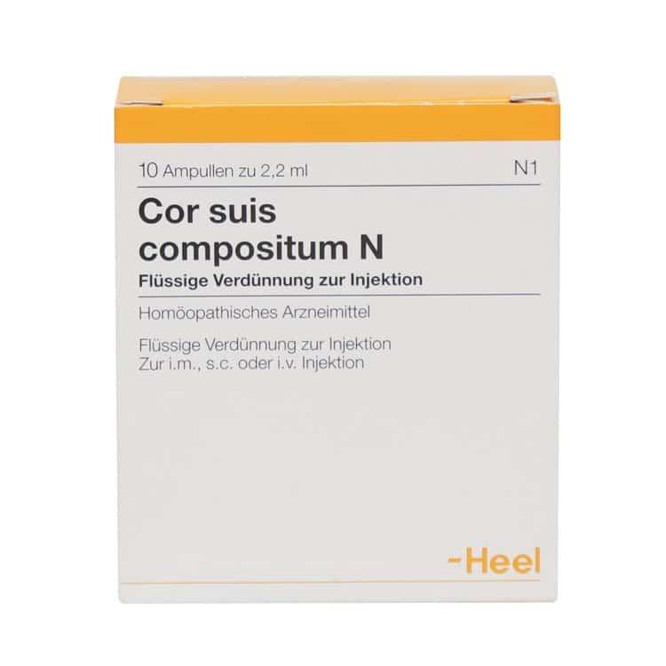 Cor Suis Compozitum N ampoules №5