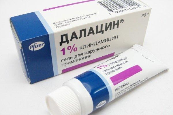 Dalacin (clindamycin) vaginal cream 2% 20 g.