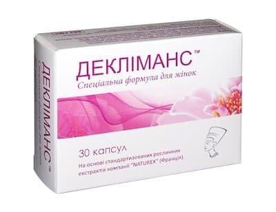 Deklimans capsules №30