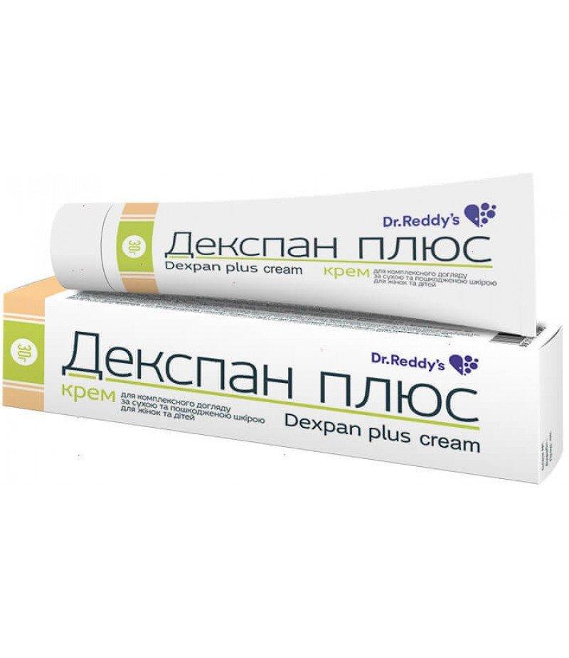 Dexpan Plus cream 30 g.