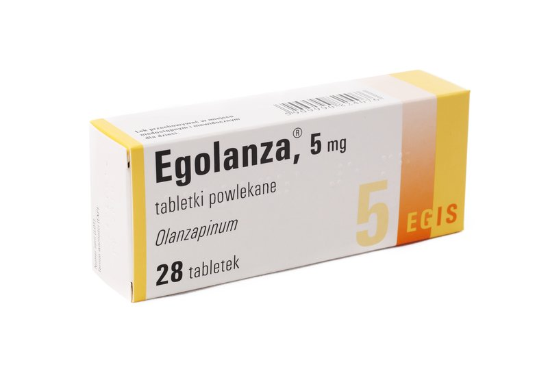 Egolanza coated tablets 5 mg. №28
