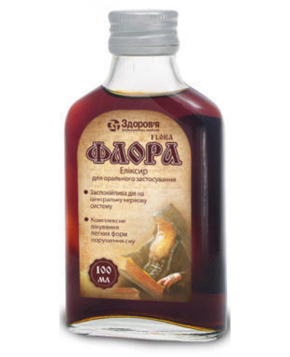 Elixir Flora 100 ml.
