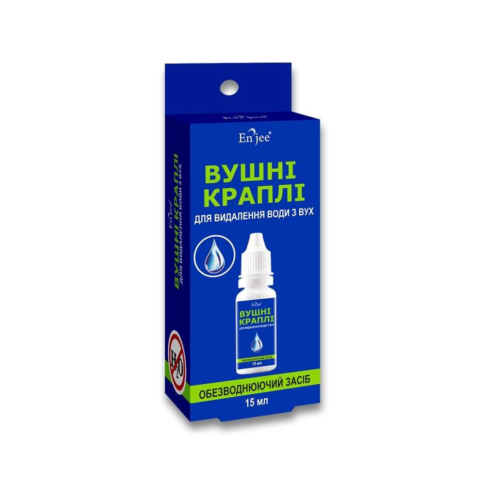EnJee (glycerin) ear drops 15 ml.