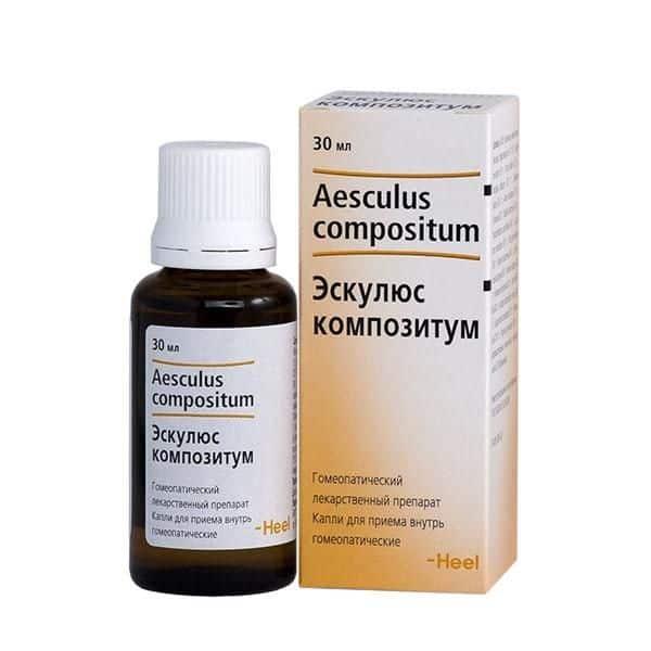 Esculius Compozitum drops 30 ml.