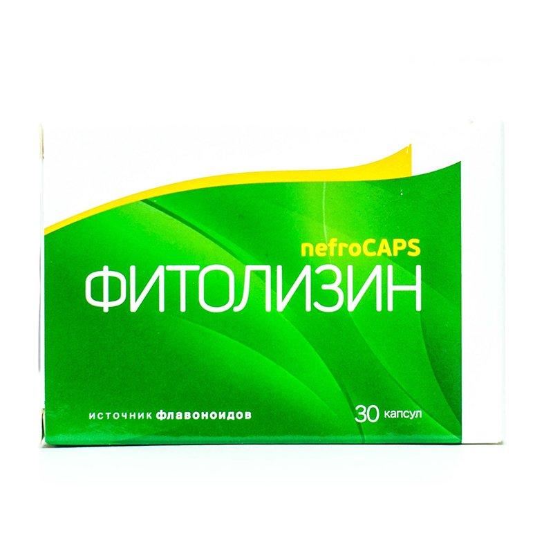 Fitolizin nefro capsules №30