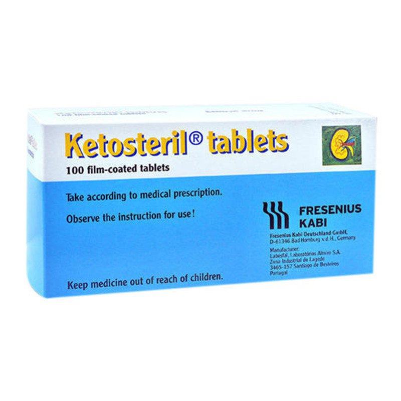 Ketosteril coated tablets №100