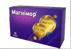Magnimor tablets №10