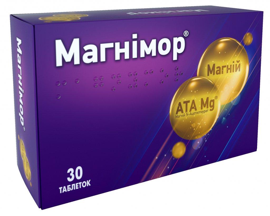 Magnimor tablets №30