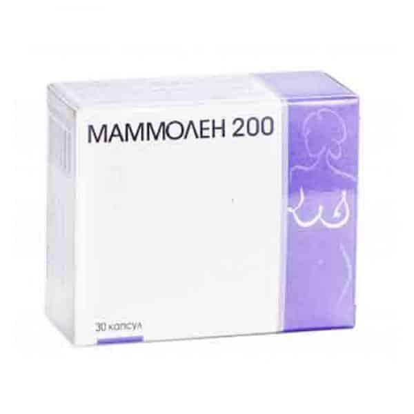 Mammolen 200 capsules №30