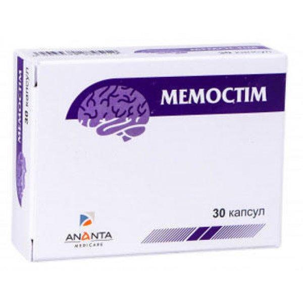 Memostim (Bacopa monnieri) capsules №30