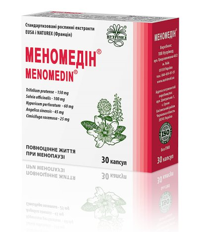 Menomedin capsules №30