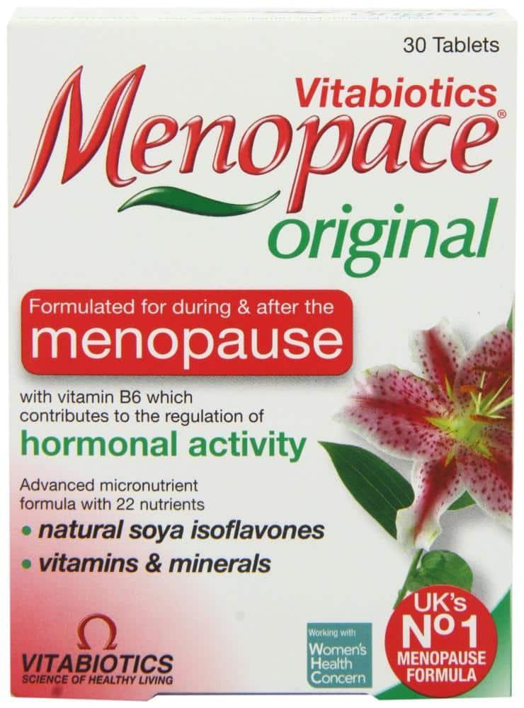 Menopace Original tablets №30