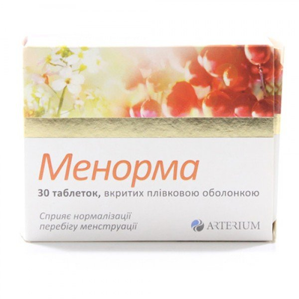 Menorma tablets 735 mg. №30