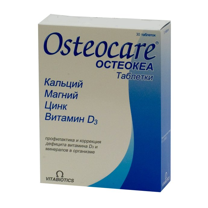Osteocea tablets №30