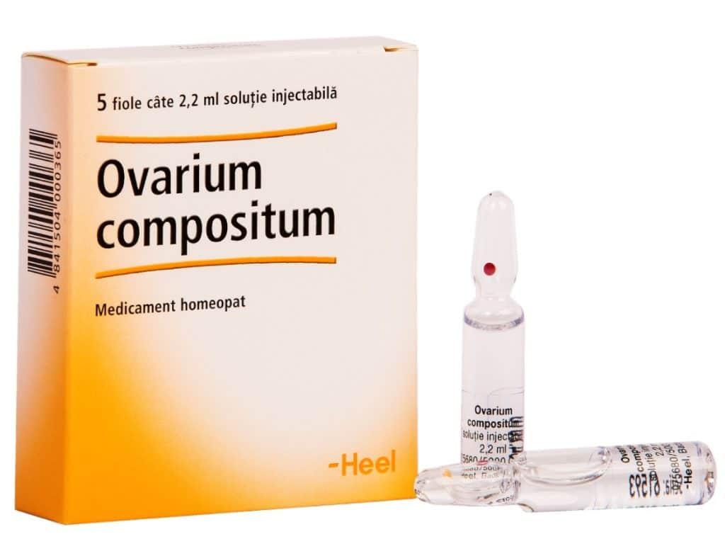 Ovarium Compoz. ampoules 2.2 ml. N5