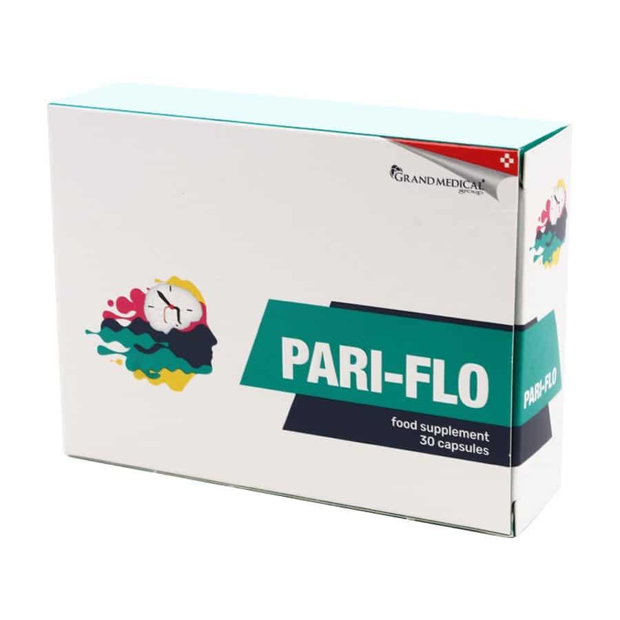 Pari-Flo capsules №30