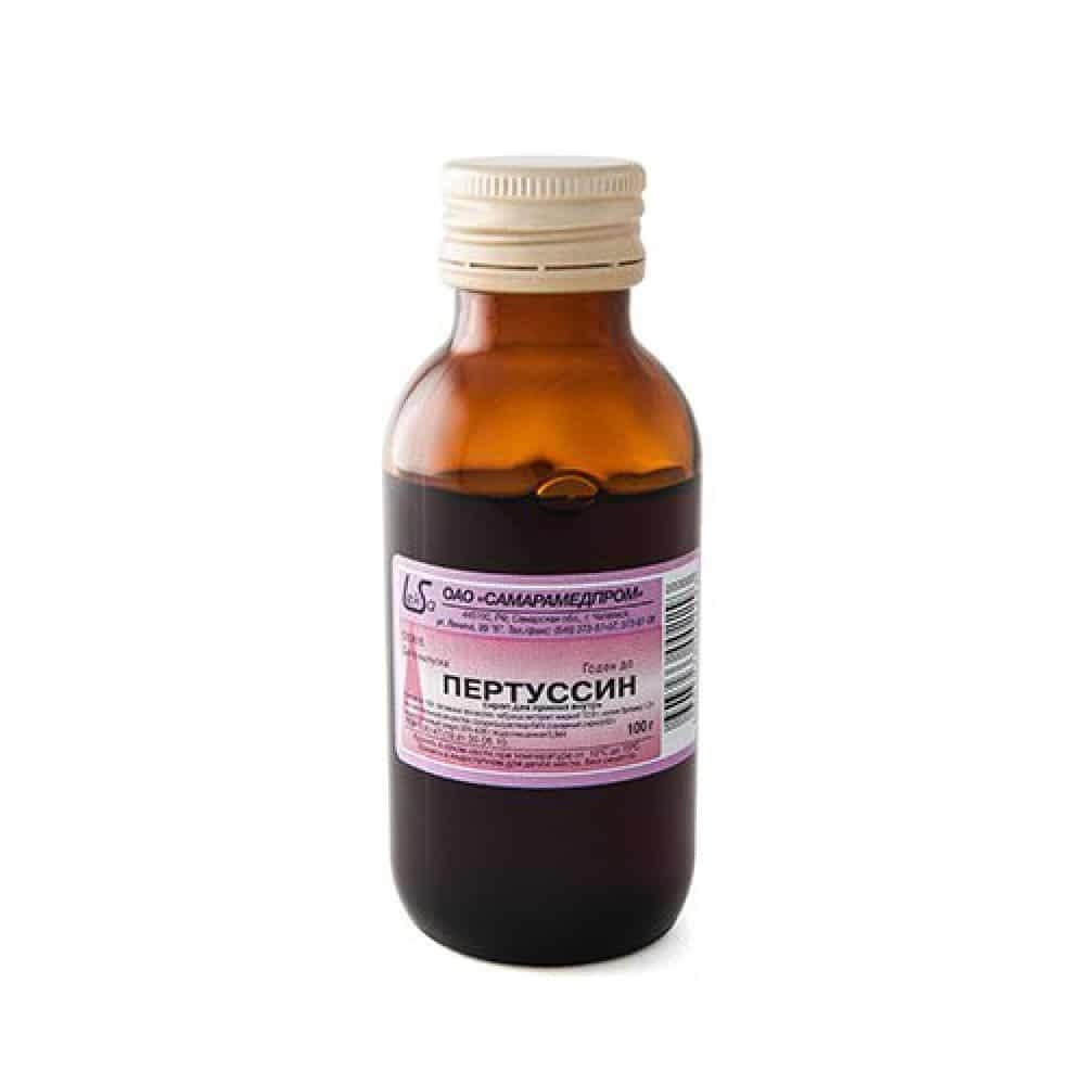 Pertussin (thymus serpyllum) sirop 200 g. vial