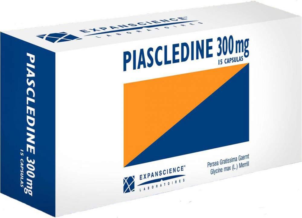 Piascledin (avocado oils unsaponifiable compounds) 300 capsules №15