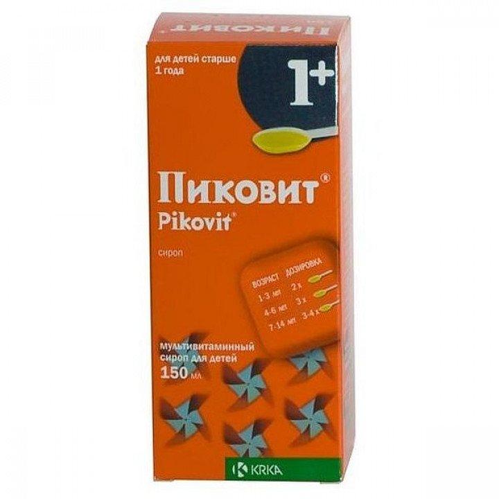 Picovit syrup 150 ml.