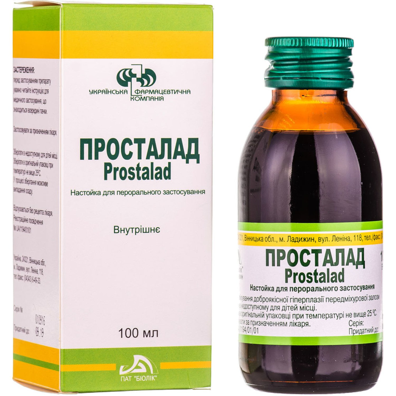 Prostalad tincture 100 ml.