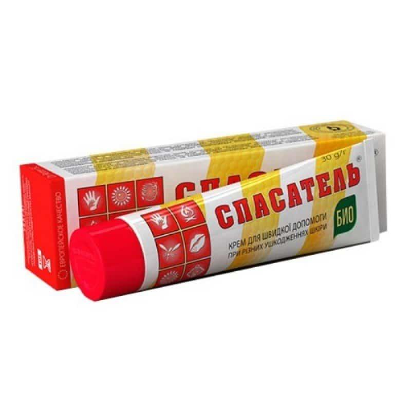 Spasatel (chamomile extract) Bio cream 30 g. tube
