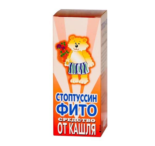 Stoptussin (thymi herba extractum fluidum ethanolum) Fito syrup 100 ml. vial