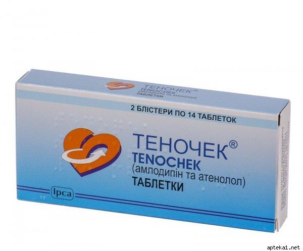 Tenotchek tablets №28