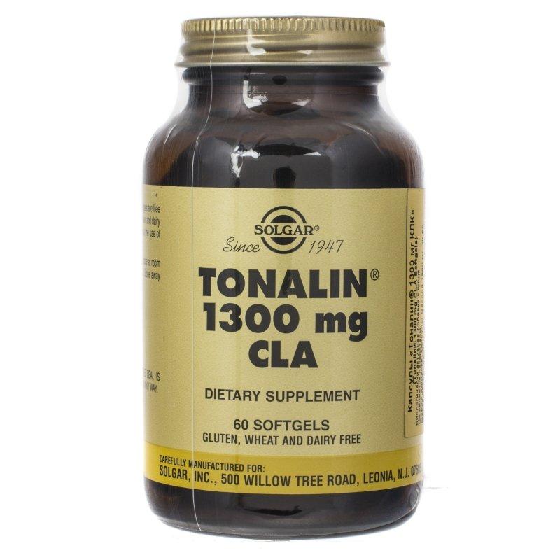 Tonalin capsules 1300 mg. №60 vial