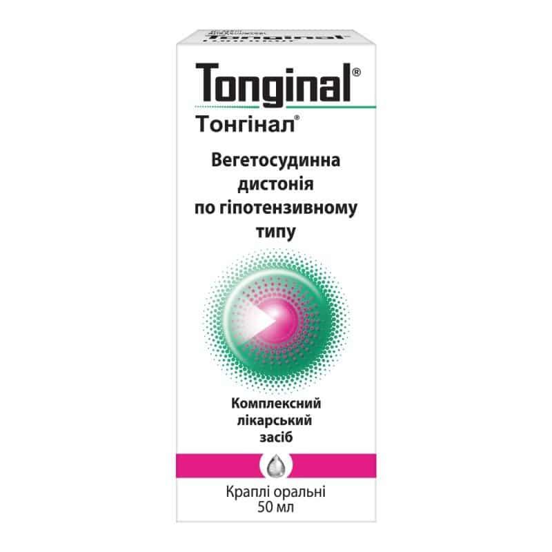 Tongynal oral drops 50 ml.