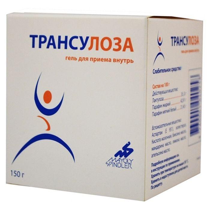 Transuloza paste 150 g. vial