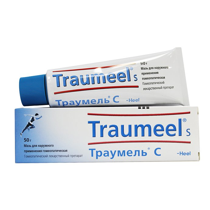 Traumel S ointment 50 g.