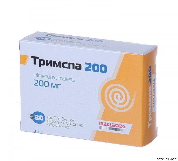 Trimspa coated tablets 200 mg. №30
