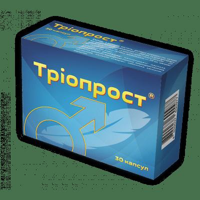 Trioprost 380 mg. №30