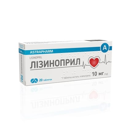 Lisinopril-Astrafarm-10-tablets-10-mg-n20