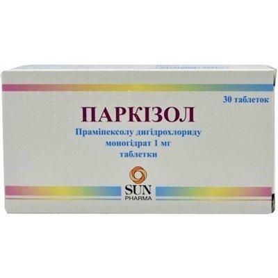 parkizol-tablets-1-mg-n30
