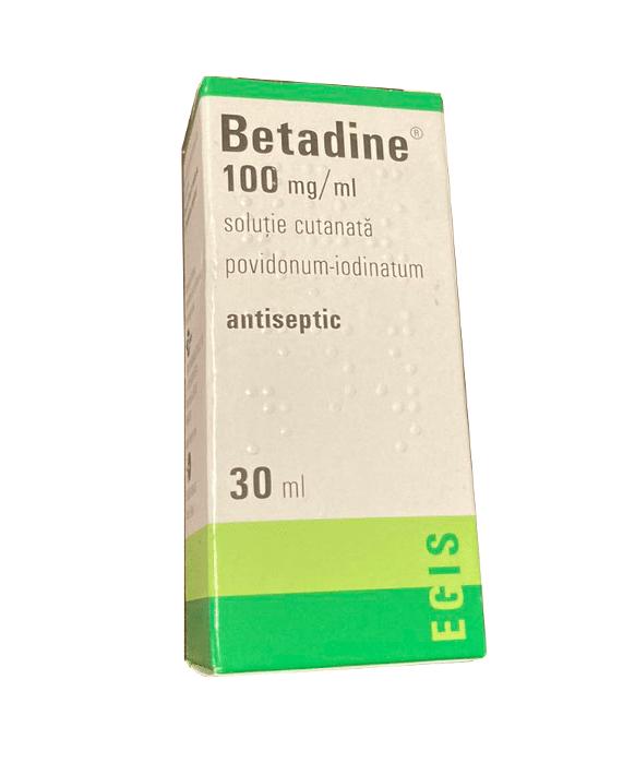 Betadine 30 ml.